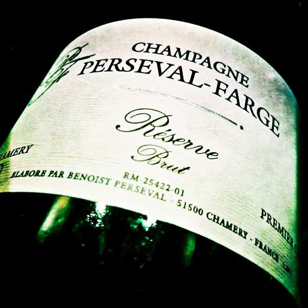 Champagne Perseval-Farge BrutPremier Cru