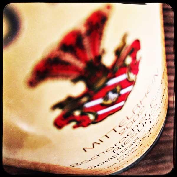 Weingut Mades 2002 Bacharacher Posten Spätlese