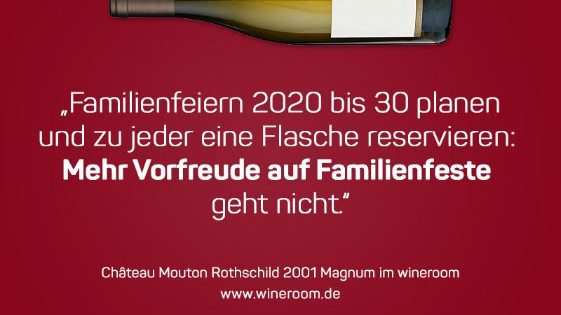 Familienfeste 2020 bis 2030 jetzt planen