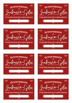 Acht coole Etiketten von www.bigideas.de zum Download.