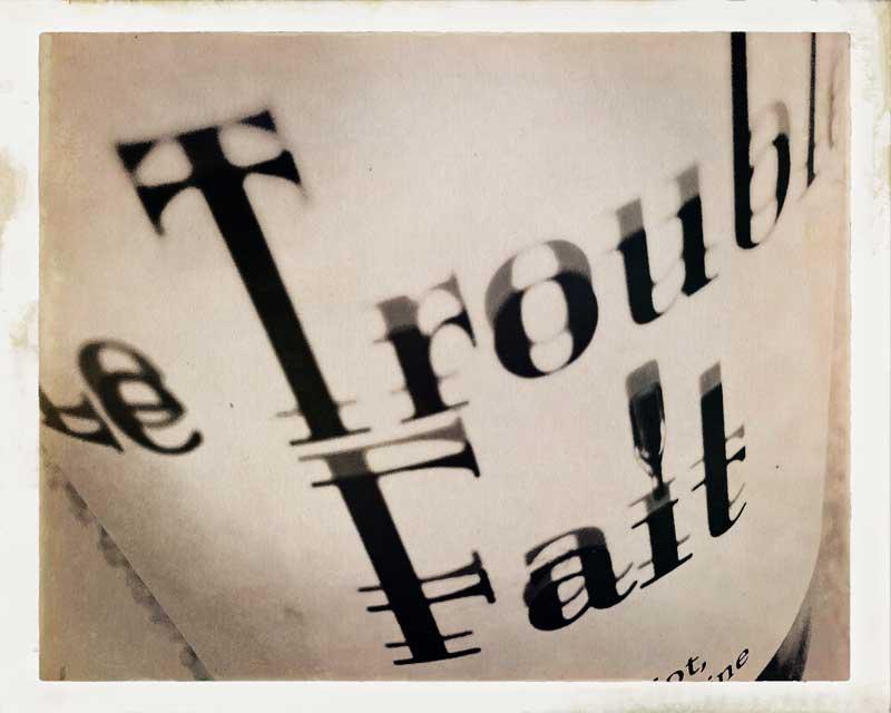 Le Trouble Fait 2015