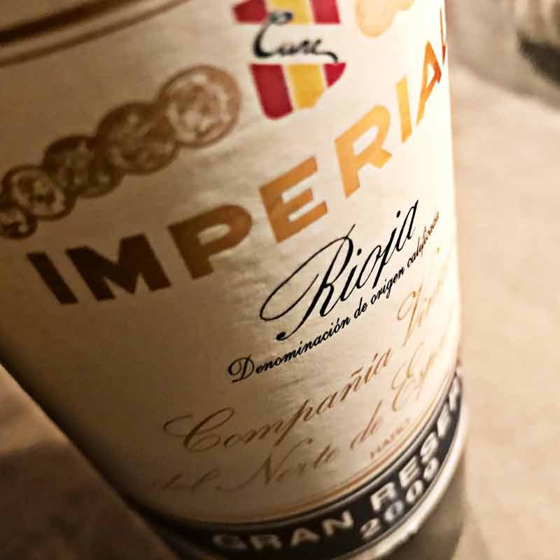 Cune Imperial Gran Reserva 2009