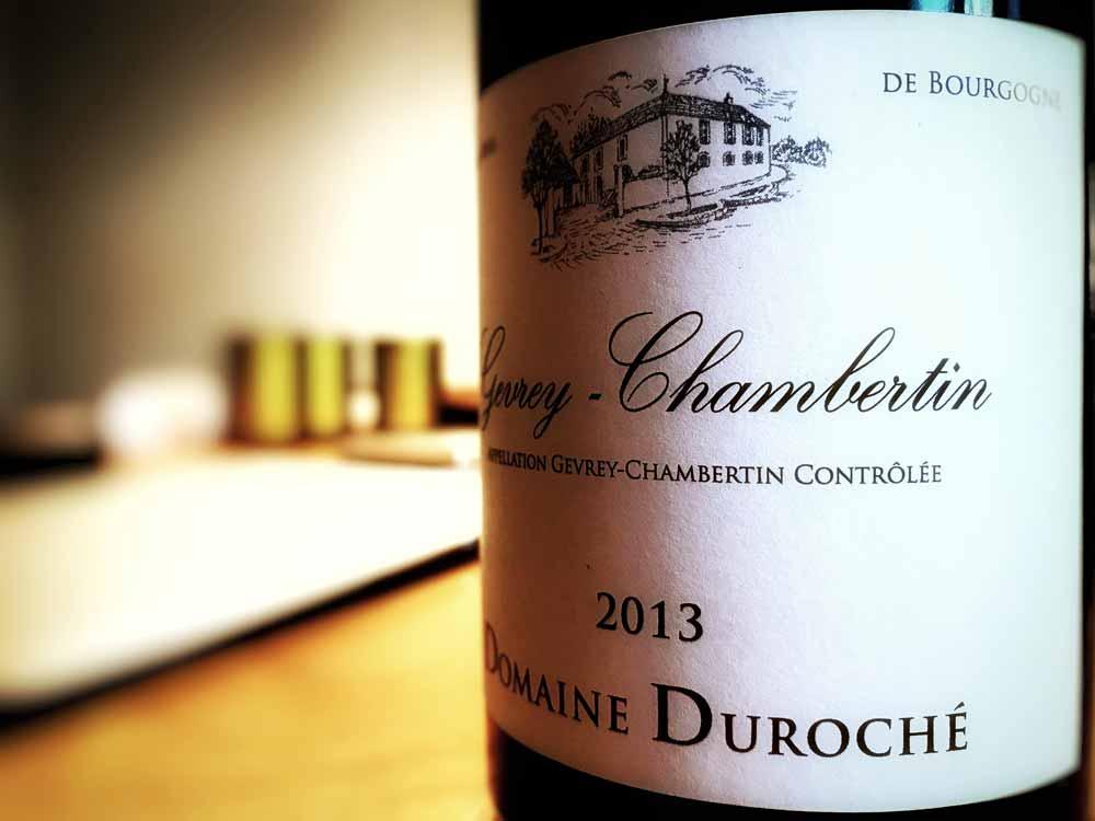 Domaine Duroché Gevrey-Chambertin 2013