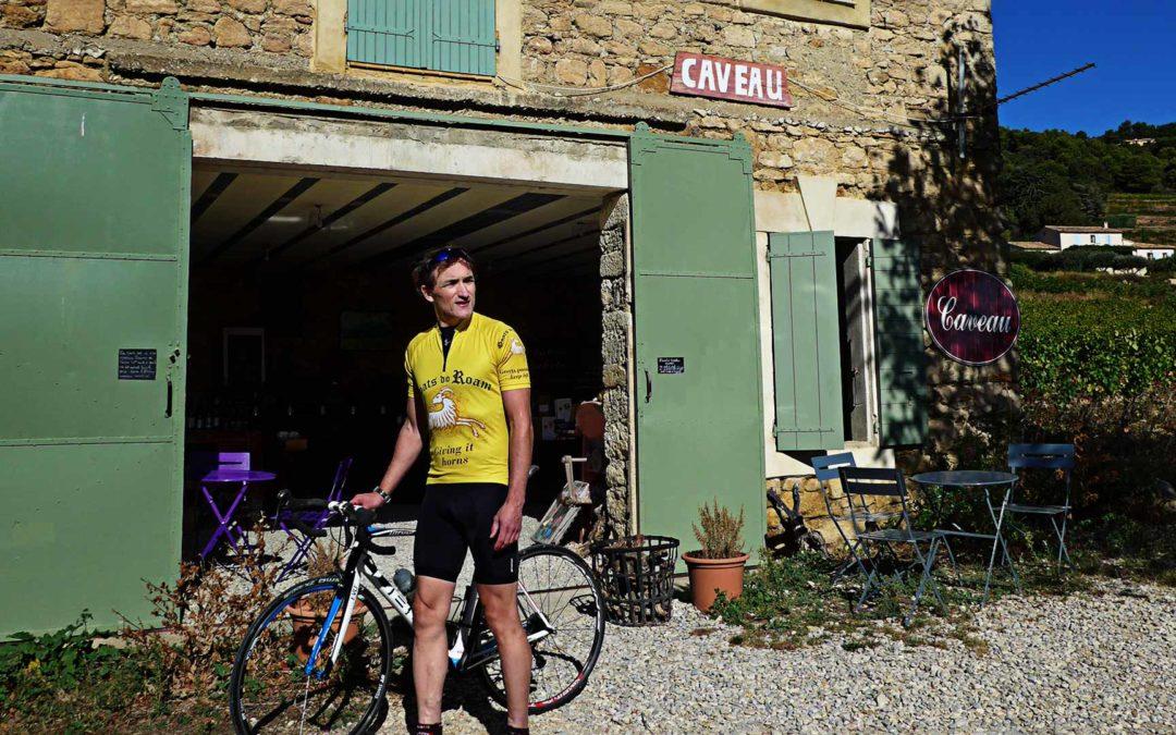 Gedopt mit Trüffel und Wein: Per Rad auf Tour de Rhône