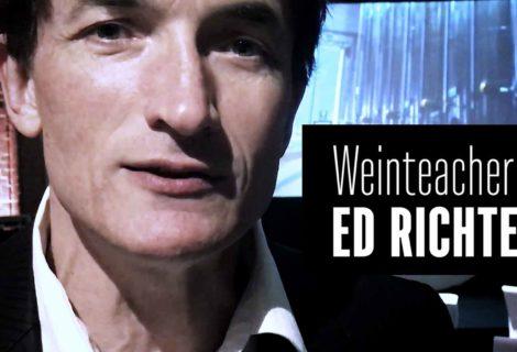 Sommelier Ed Richter im Video zum Jahrgang 2014 in Italien