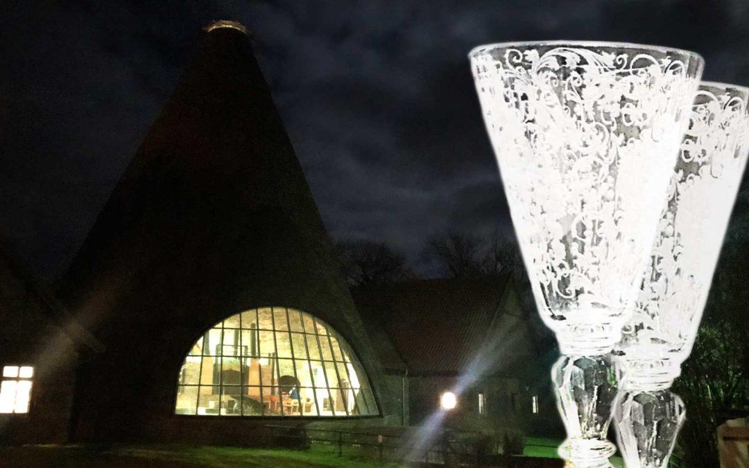 """""""Cheers, Euer Durchlaucht!"""" Historische Weingläser aus vier Jahrhunderten"""