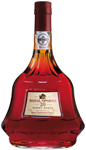 Bottle Royal Oporto 20 Years