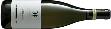 Bottle Grillo Mozia from Tenuta Regaleali