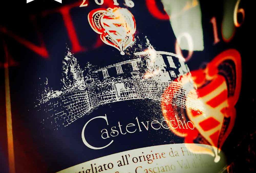 """Castelvecchio Chianti """"Santa Caterina"""" 2016"""