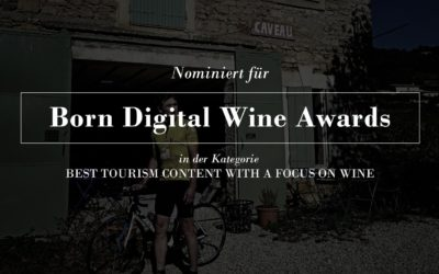 "Nominiert für ""Born Digital Wine Awards"": Ed Richters Rhône-Reportage im wineroom"