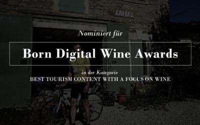 """Nominiert für """"Born Digital Wine Awards"""": Ed Richters Rhône-Reportage im wineroom"""