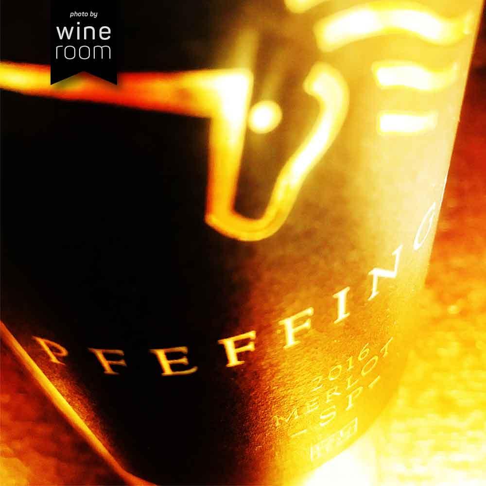 Pfeffingen Etikett Merlot SP 2016