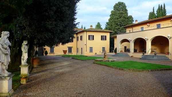 Poggio Casciano Villa in Tuscany