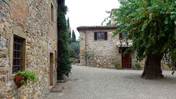Tenuta Gretole in Tuscany, Home of Riserva Ducale