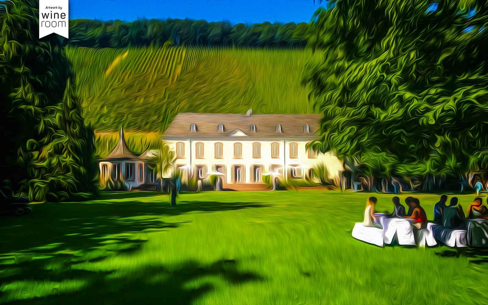 Herrenhaus und Park von Othegraven