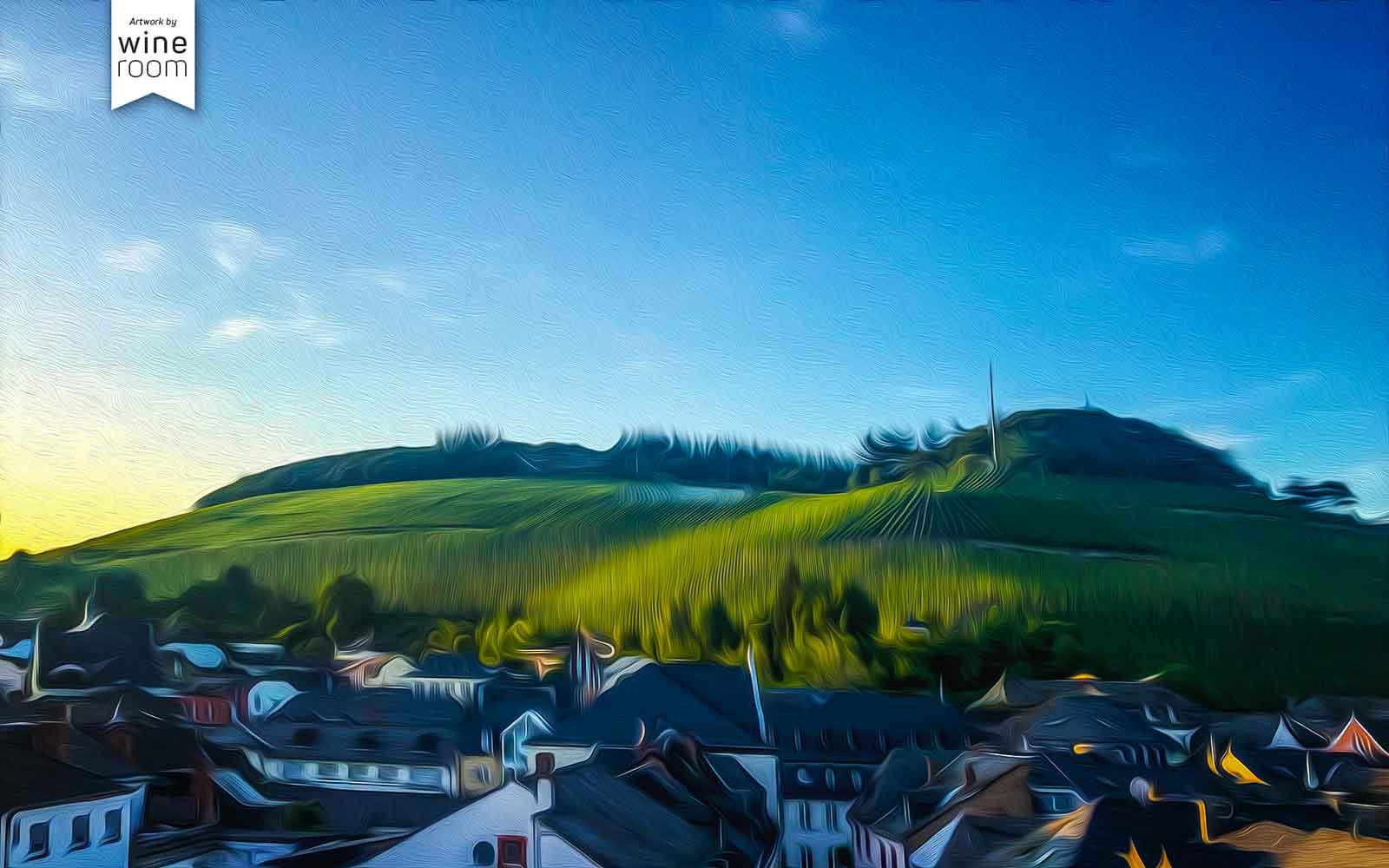Berühmte Lage Saarburger Rausch