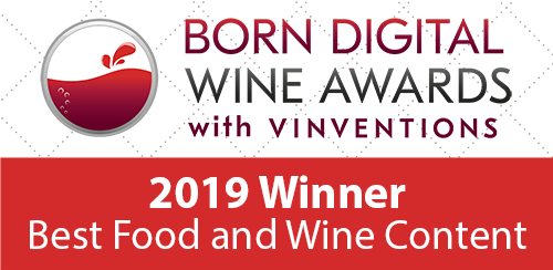 "Nominierung für ""Born Digital Wine Awards"""
