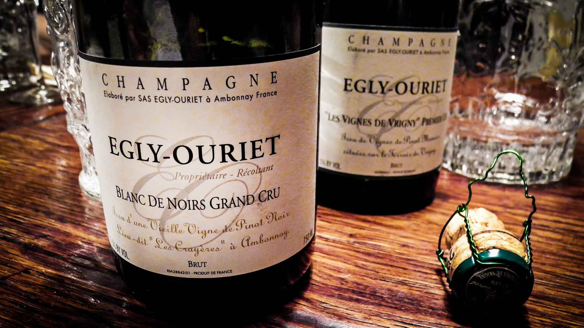 Champagner Egly Ouriet