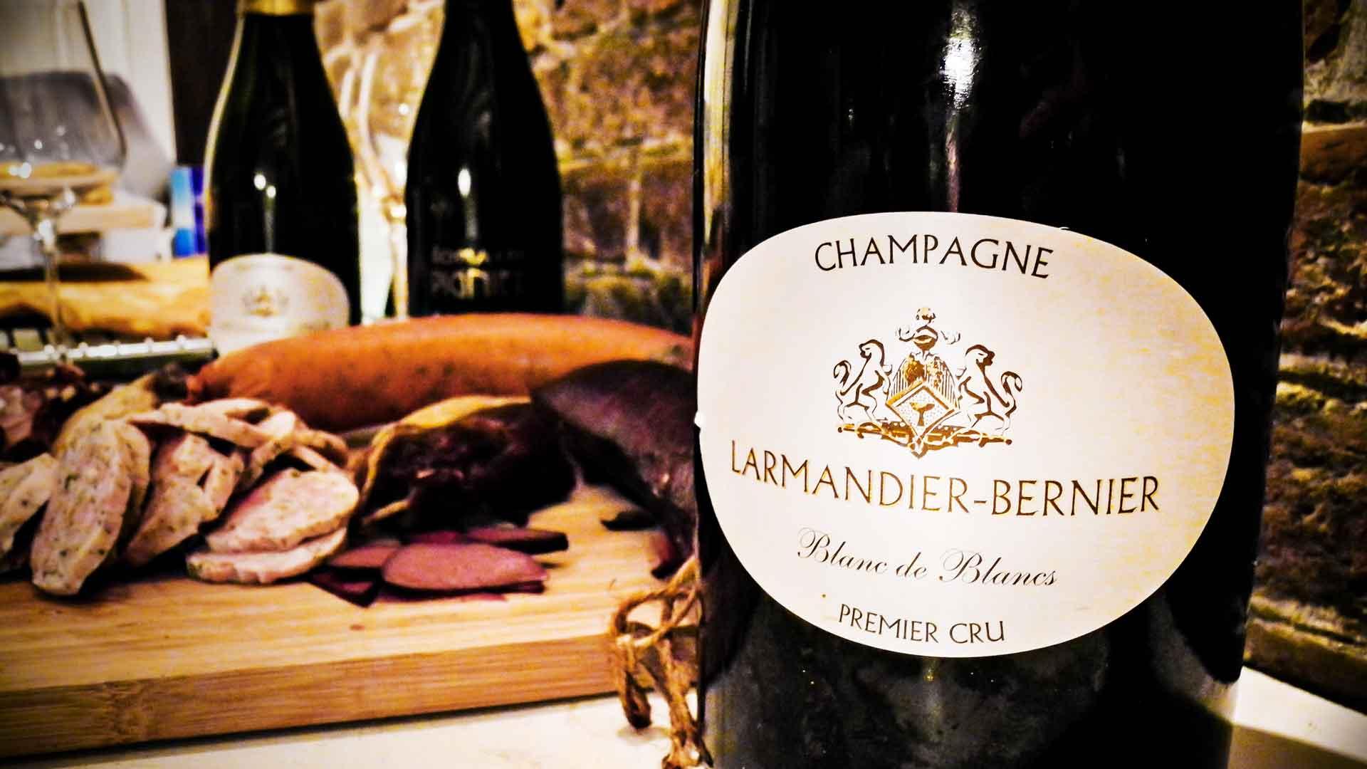 Champagner Larmandier Bernier